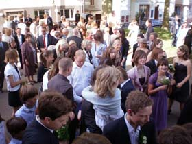 Konfirmation am 24.05.2009