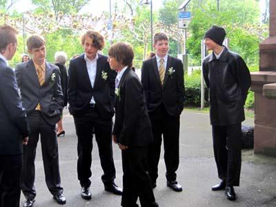 Konfirmation - 16. Mai 2010