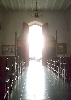 Church Door', 2006, Wilfredo R Rodriguez H