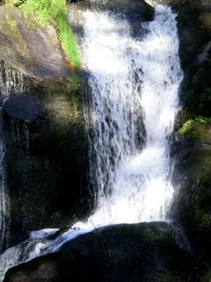 'Wasserfall in Triberg', PSch, 2009