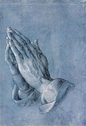 'Betende Hände', Albrecht Dürer