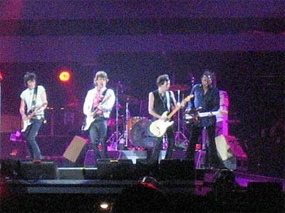 'The Rolling Stones', 26.09.2005', Samira Khan