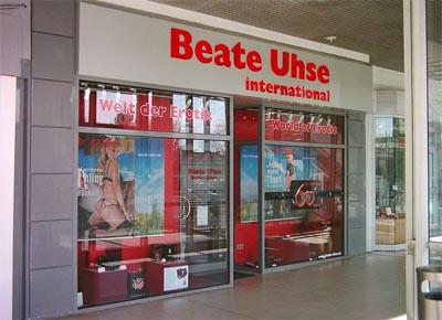'Beate Uhse Sexshop im Einkaufszentrum Hamburger Straße', April 2007, GeorgHH