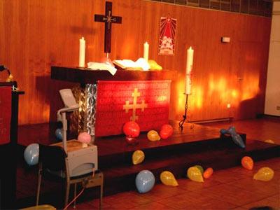 Jugendgottesdienst am 28. Mai 2009