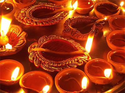 'Diwali Diya', 2006, dhondusaxena