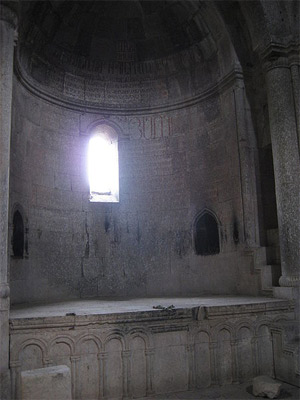 'Altar of S. Astvatsatsin Church at Goshavank Monastery', 2006, Raffi Kojian