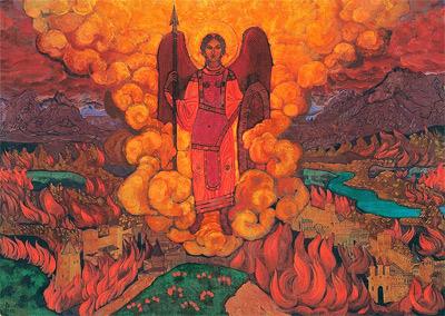 'Last Angel', 1912