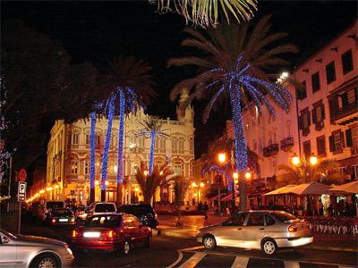 'Plaza de Cairasco en navidad', 2008, Odynny