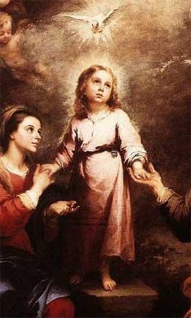 'Child Jesus', 1675-1682, Bartolomé Esteban Perez Murillo