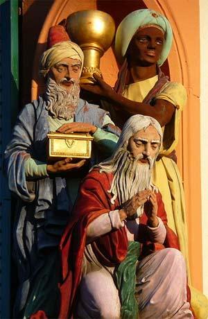 'Schwetzingen Heilige drei Könige', 3268zauber