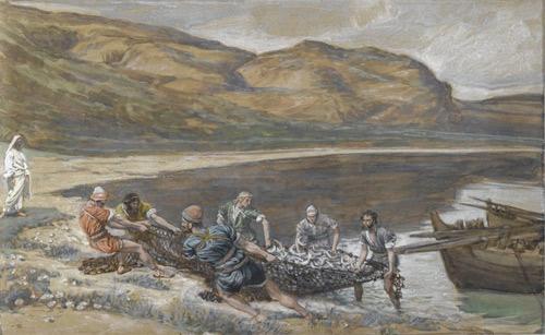 'La seconde pêche miraculeuse