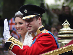 'Wedding of Prince William of Wales and Kate Middleton'