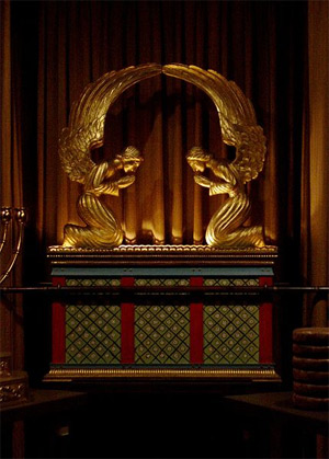 'Replica of the Ark of the Covenant', 2006, Ben Schumin