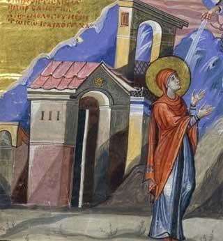'Anne, femme d'Elqana et mère de Samuel', Xe siècle, Inconnu