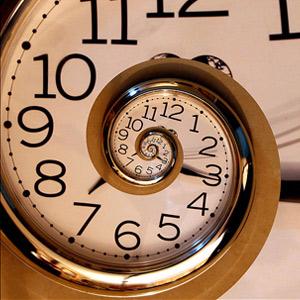 'Eternal clock', 2009, Robbert van der Steeg