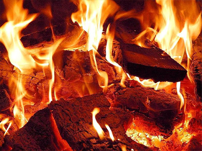 'Fire fire flames', 2013, Jon Sullivan