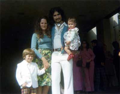 'Family', Late 1970s, Thomas Frederick Martinez