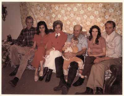 '1970s family', early 1970s, freeparking
