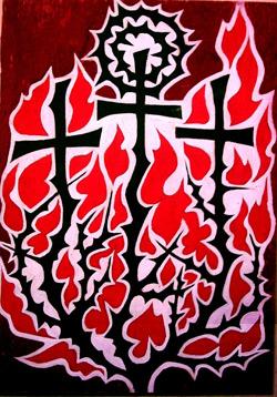 Der brennende Dornbusch, PSch