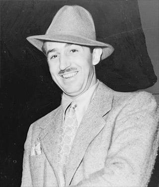 Walt Disney, 1938