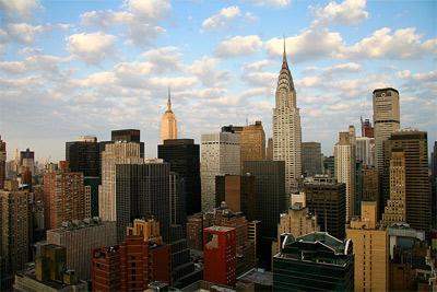 'Manhattan, New York City', 2007, AngMoKio