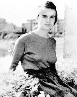 'Marina Oswald Porter in Minsk', 1959