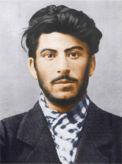 Josef Wissarionowitsch Stalin, 1902