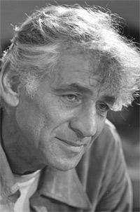 Leonard Bernstein, Marion S. Trikosko, 1971