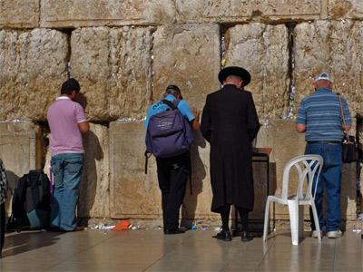 Westlicher Teil der Klagemauer in Jerusalem  2006, Plamen Matanski,Flikr