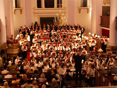 Queen Elizabeth's High School and Gainsborough Choral Society, 2007, Qwerty9999