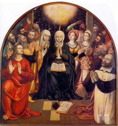 'Pentecostes ', 1540 - 1550