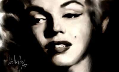 Marilyn Monroe, 2007, Carlos Botelho