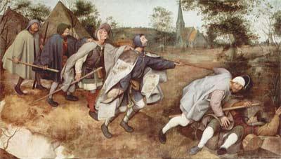 'Die Parabel von den Blinden', 1568 - Pieter Bruegel d. Ä.