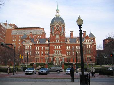 Johns Hopkins hospital, Conway71, 2006