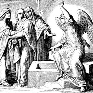 Aus 'Die Bibel in Bildern', 1851-1860, Julius Schnorr von Carolsfeld