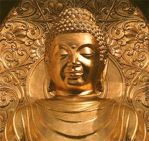 'Buddhastatue aus Thailand', Soare, 2005