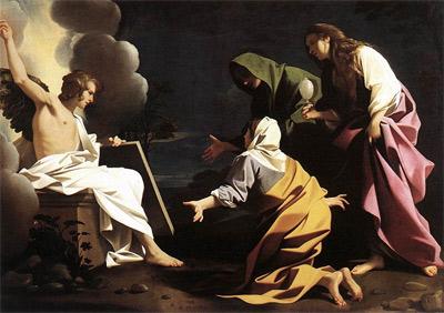 Le Marie al sepolcro, 1613, Bartolomeo Schedoni