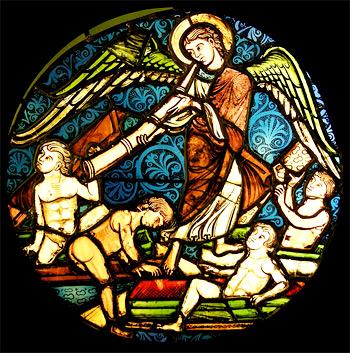 'Auferstehung der Toten', sailko, 2009
