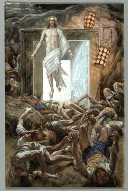 'The Resurrection', James Tissot, 1886-1894