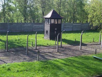 'Konzentrationslager Auschwitz', 2006, Pimke
