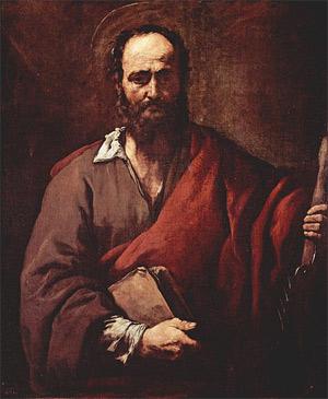 'Hl. Simon', um 1630, José de Ribera