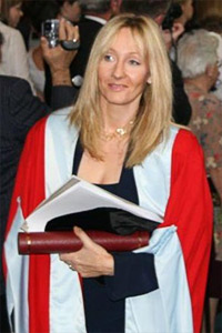 'JK Rowling', Sjhill, 2007