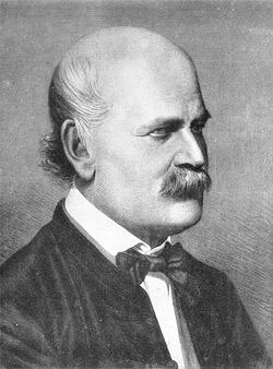 'Ignaz Semmelweis', 1860, Jenő Doby