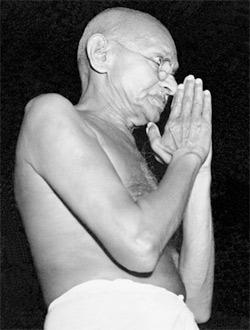 'Mahatma Gandhi, 1946', 2007, Editor at Large