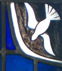 'Abschnitt aus einer Darstellung des Tauf- und Misssionsbefehls