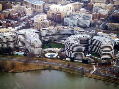 'Watergate Complex', 2006, Indutiomarus