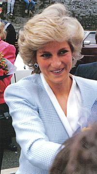 'Princess Diana', 1987, Rick