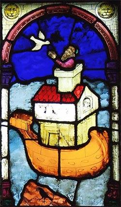 'Noah's Ark' by Hans Acker (1430), Joachim Köhler, 2007