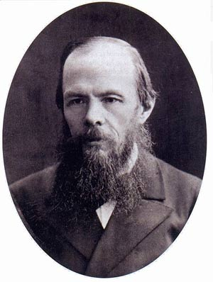 'Photo of F. Dostoevsky, Fjodor Dostojevskij, 1879