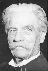 'Albert Schweitzer', Deutsches Bundesarchiv, 1999